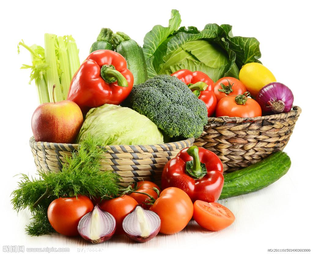 新鮮有機水果蔬菜配送到家