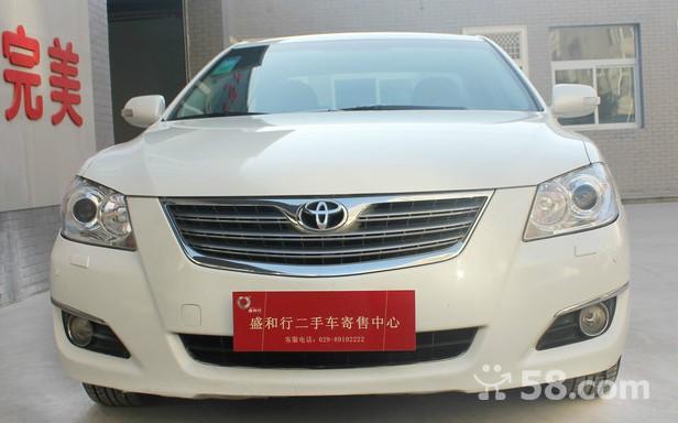 经济实惠丰田 凯美瑞 2006款 240G 豪华版