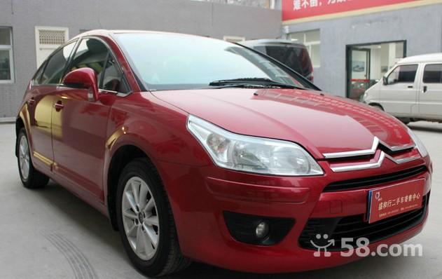 雪鐵龍 世嘉兩廂 2011款 1.6 自動悅雅型