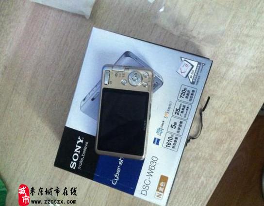 原装正品索尼W630