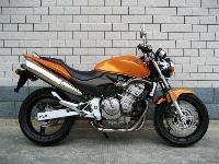 出售本田小黄蜂摩托跑车