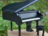 全新三角钢琴音乐盒