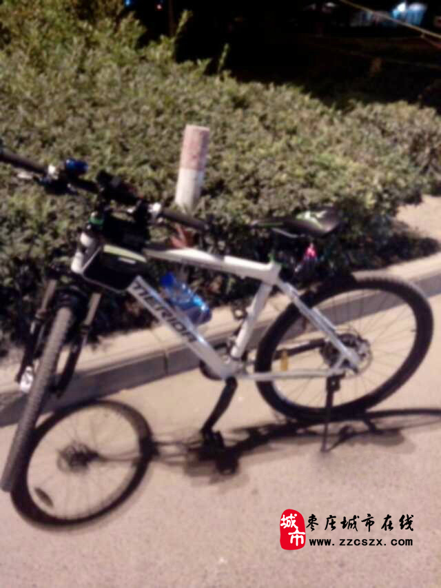 9.9成新二手美利达挑战者3型自行车转让