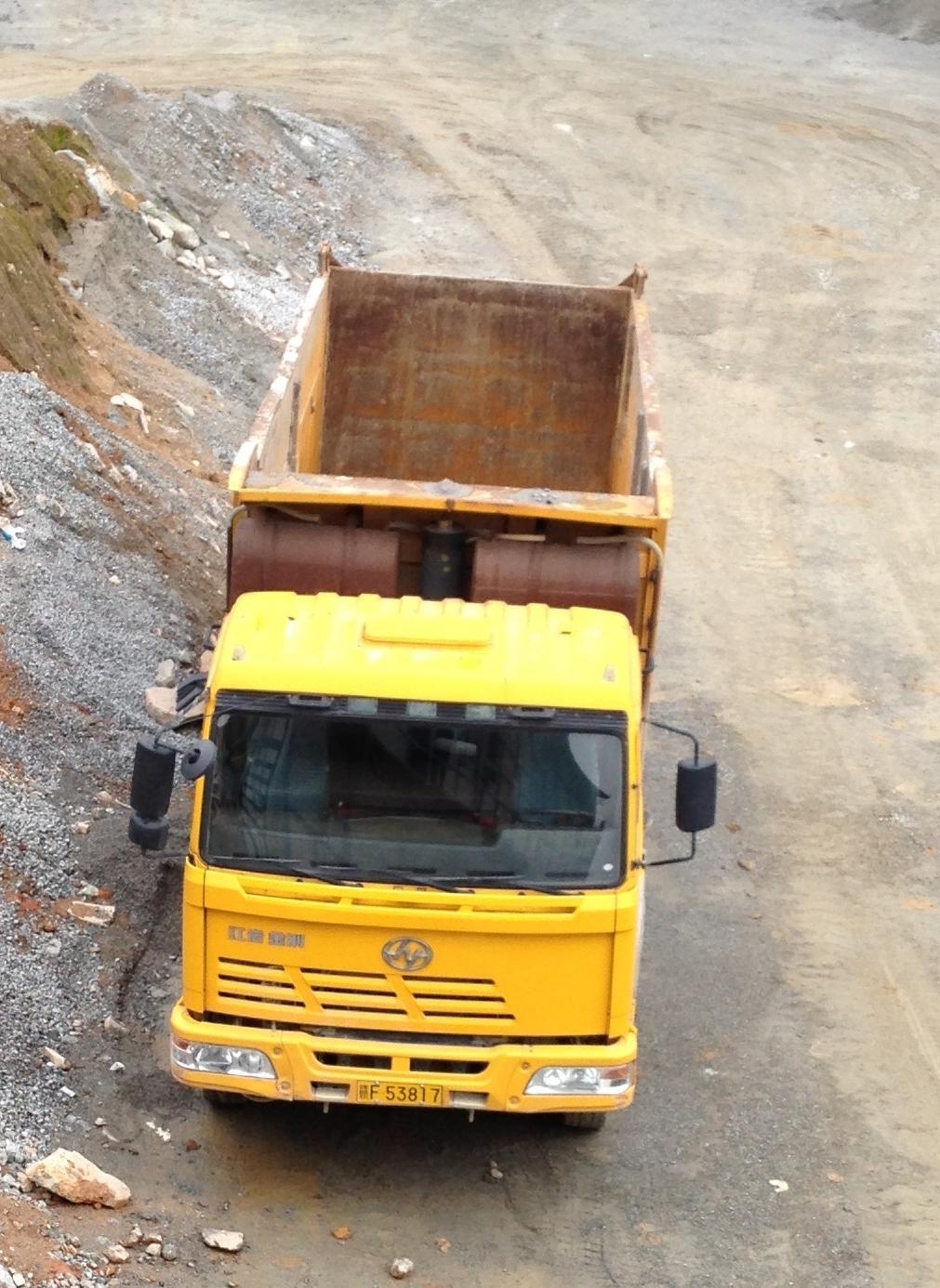 红岩金钢货车转让