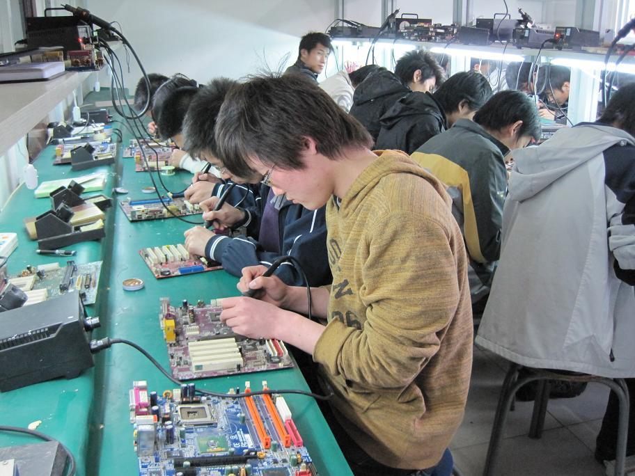 淮北科达电脑硬件维修培训中心
