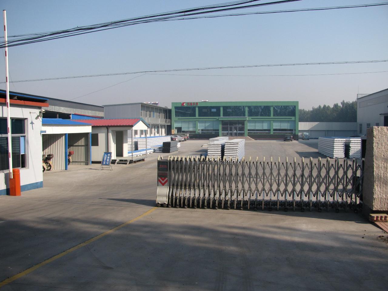 山东省博兴县天隆钢结构有限公司招聘销售总监