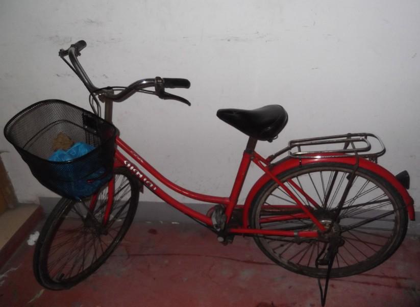 二手自行车低价出售