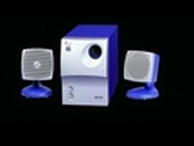 <5>朗龙电脑音箱低售150元7成新