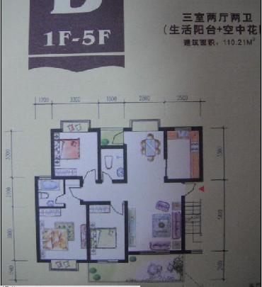 底楼房屋设计图平面图