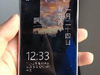 出99新lumia900亮白色