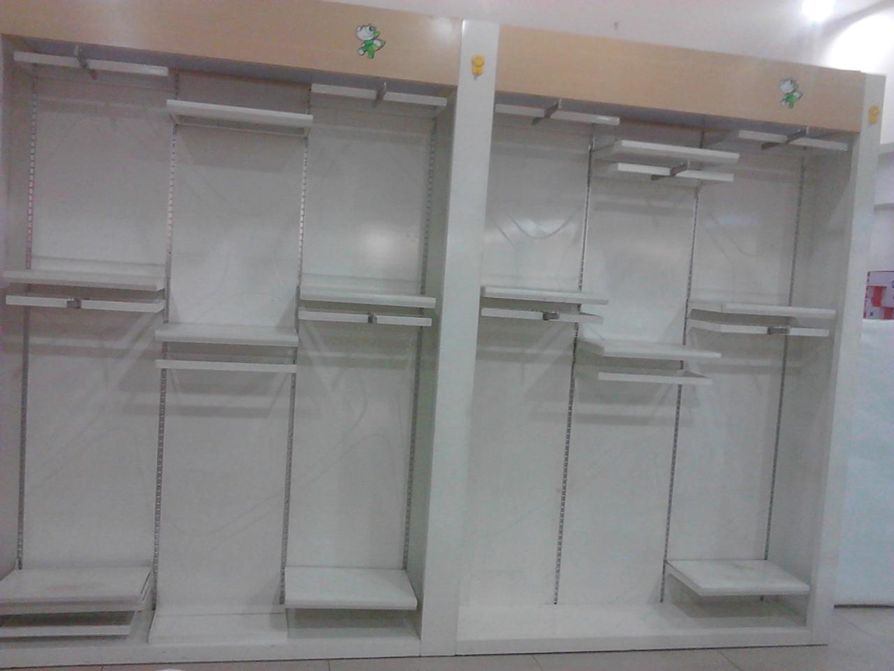 精品服装展示柜