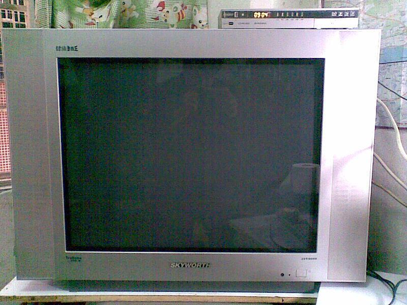 创维29寸彩色电视机-400元