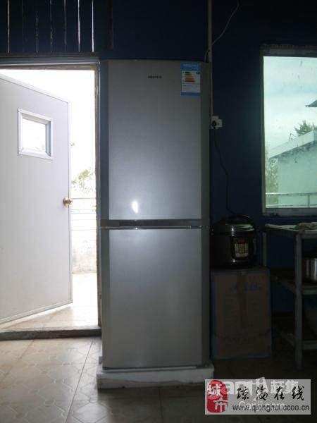 95~98成新双开门大冰箱HOMA上市公司奥马