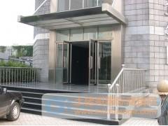 東城區安裝玻璃門 水晶門