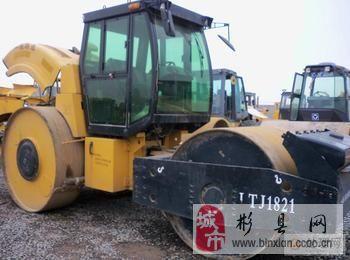 彬县境内转让18/21吨压路机