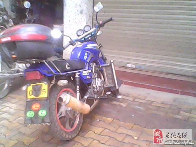 出售刀仔摩托车