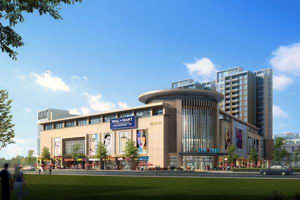 新葡京平台沃尔玛购物广场