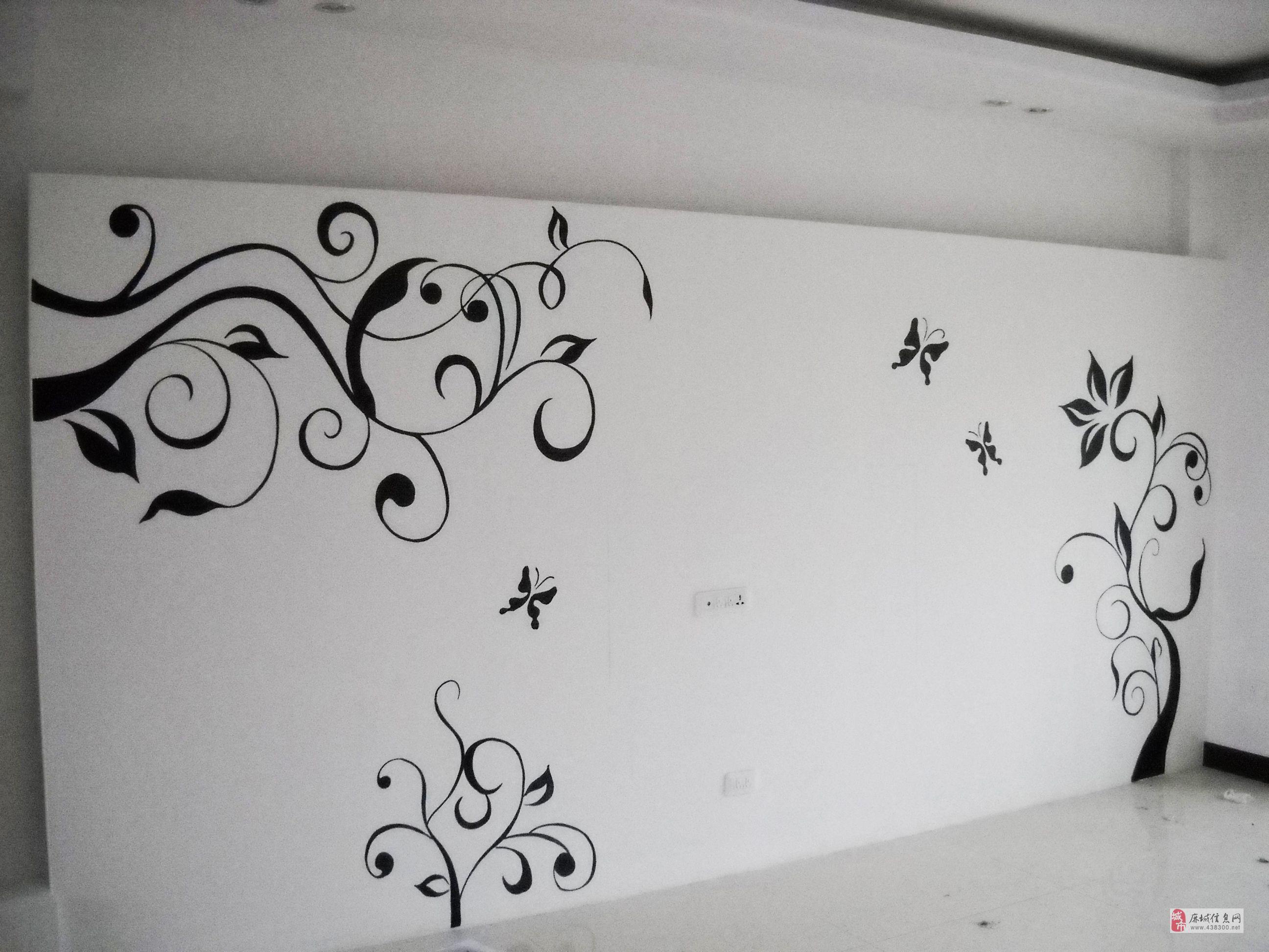 手绘墙 各种背景墙