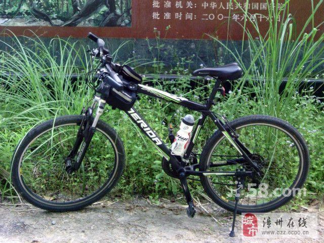 (转让)2手9新2011款 美利达 勇士550 自行车