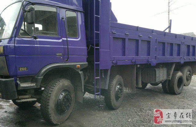 东风前四后六大货车载重车煤EQ6660PD3G