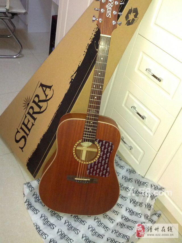 全新美产民谣吉他,价格可以面议...