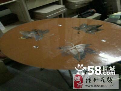 双层休闲桌玻璃。。。