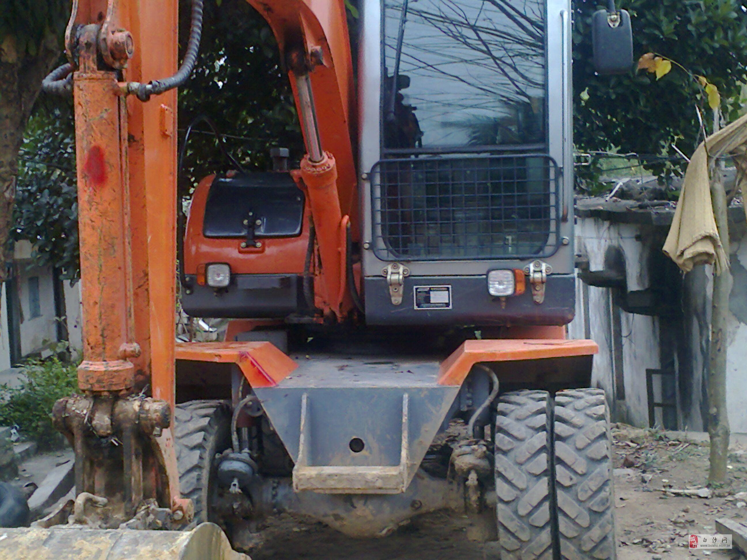 新源轮式挖机出租