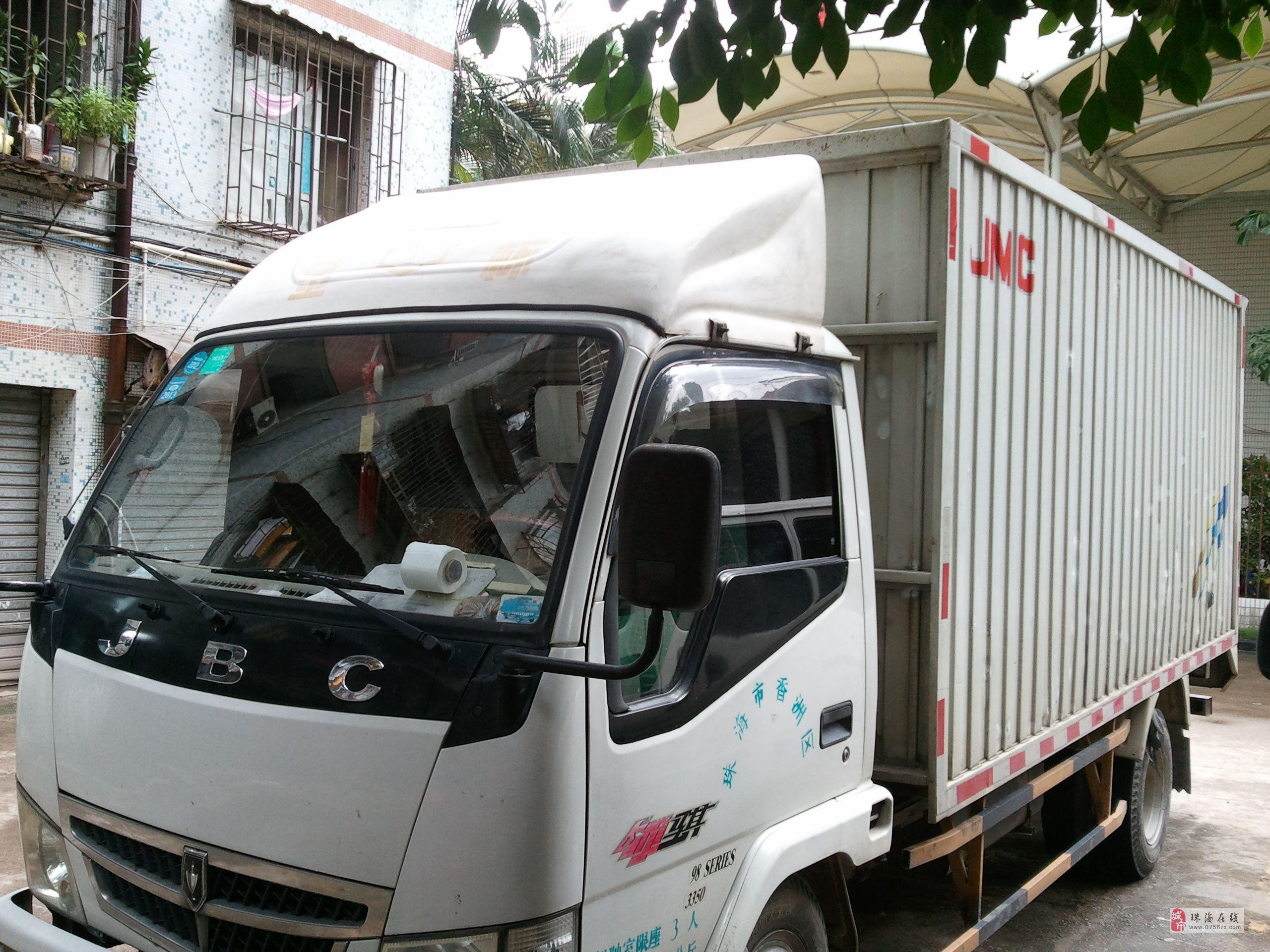 珠海五十铃小货车出租