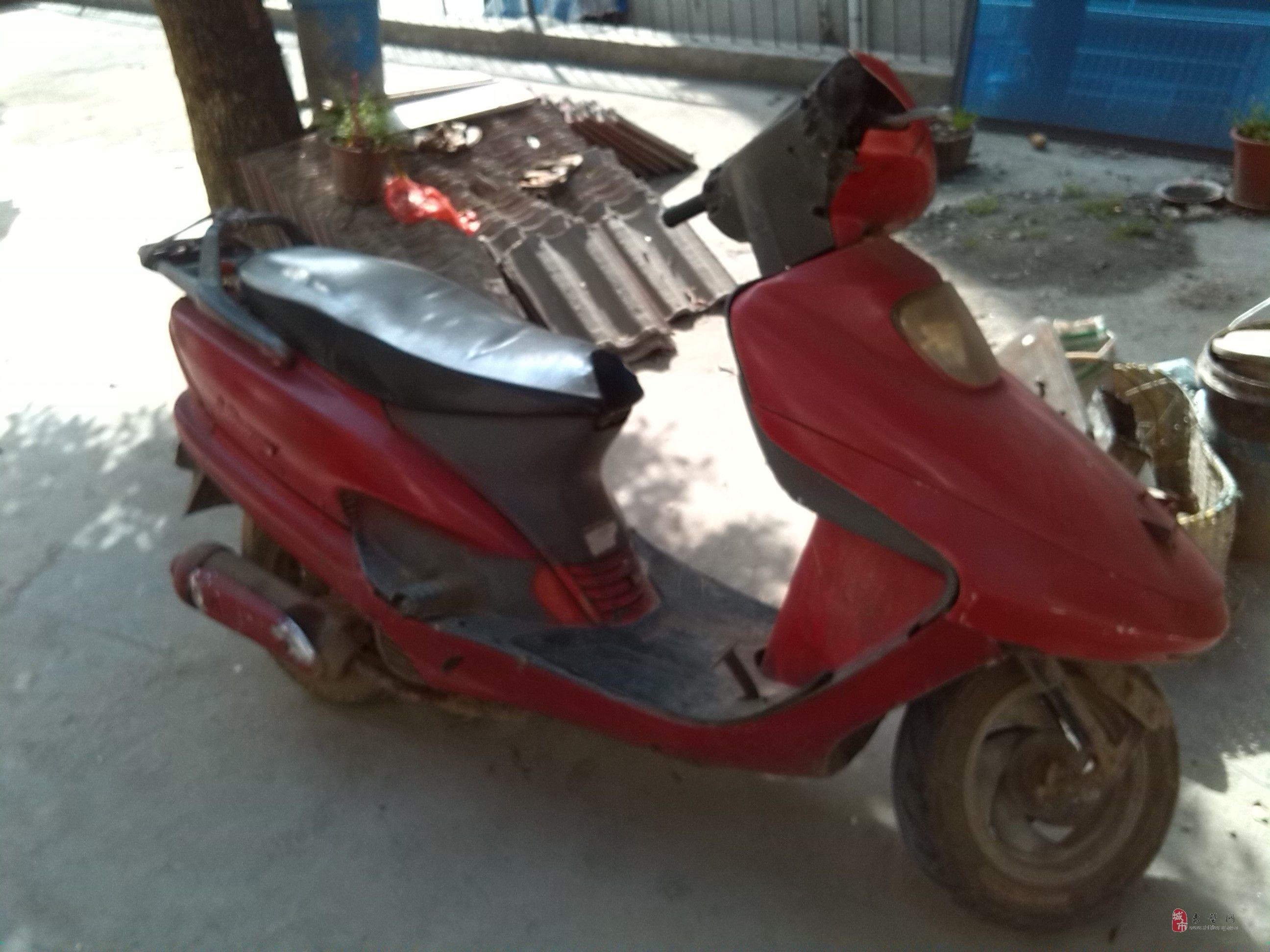 摩托车超低价出售