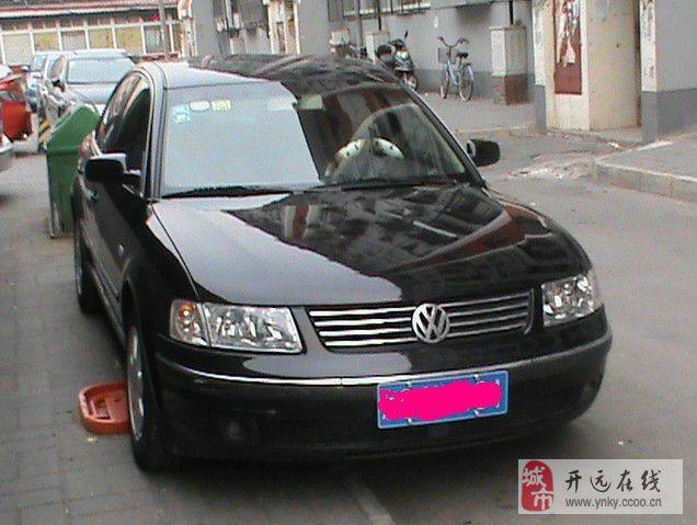 高配带天窗手自一体帕萨特B5轿车出租及做婚车等