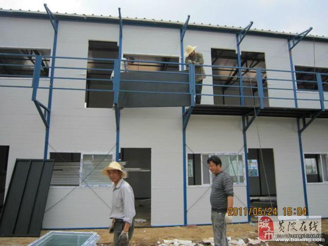珑城彩钢活动房、集装箱活动房租赁6元一天绝对划算。