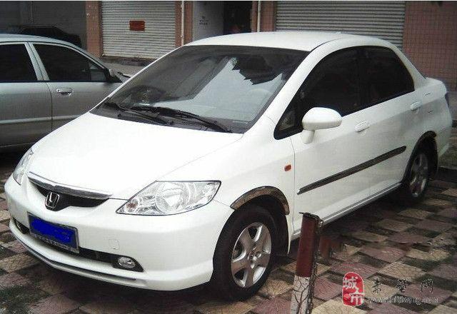 本田 飞度 2006款 1.3 CVT 舒适版