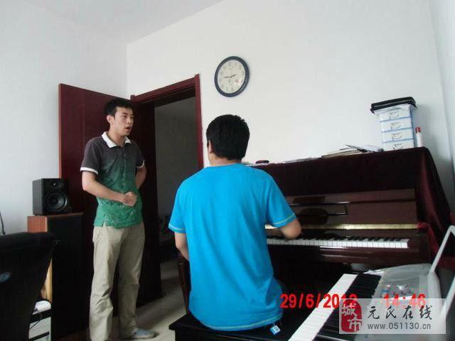 學唱歌找王磊老師,實現您的歌唱夢想