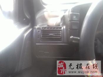 01年富康方向助力電動門窗改裝喇叭液晶顯示器油氣兩