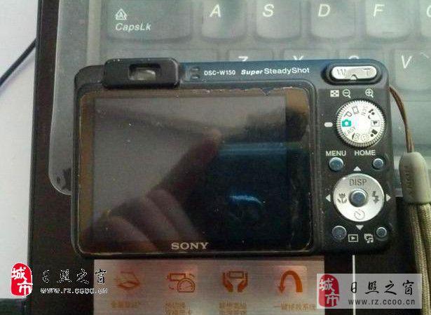 索尼 DSC-W150