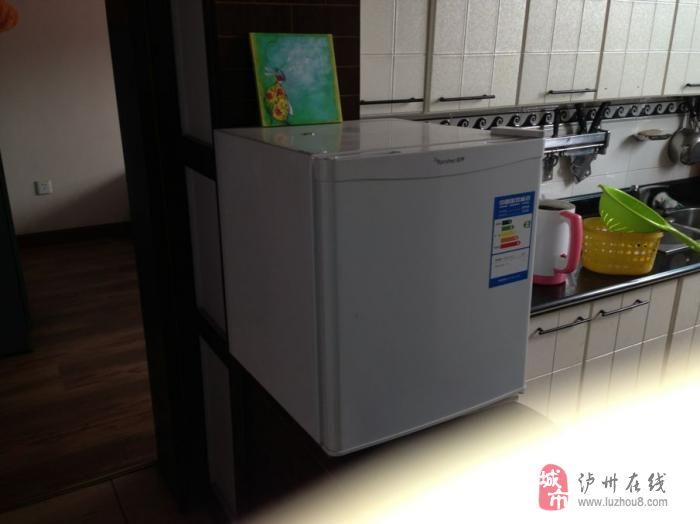 泸州出售汇通买的 容声小冰箱
