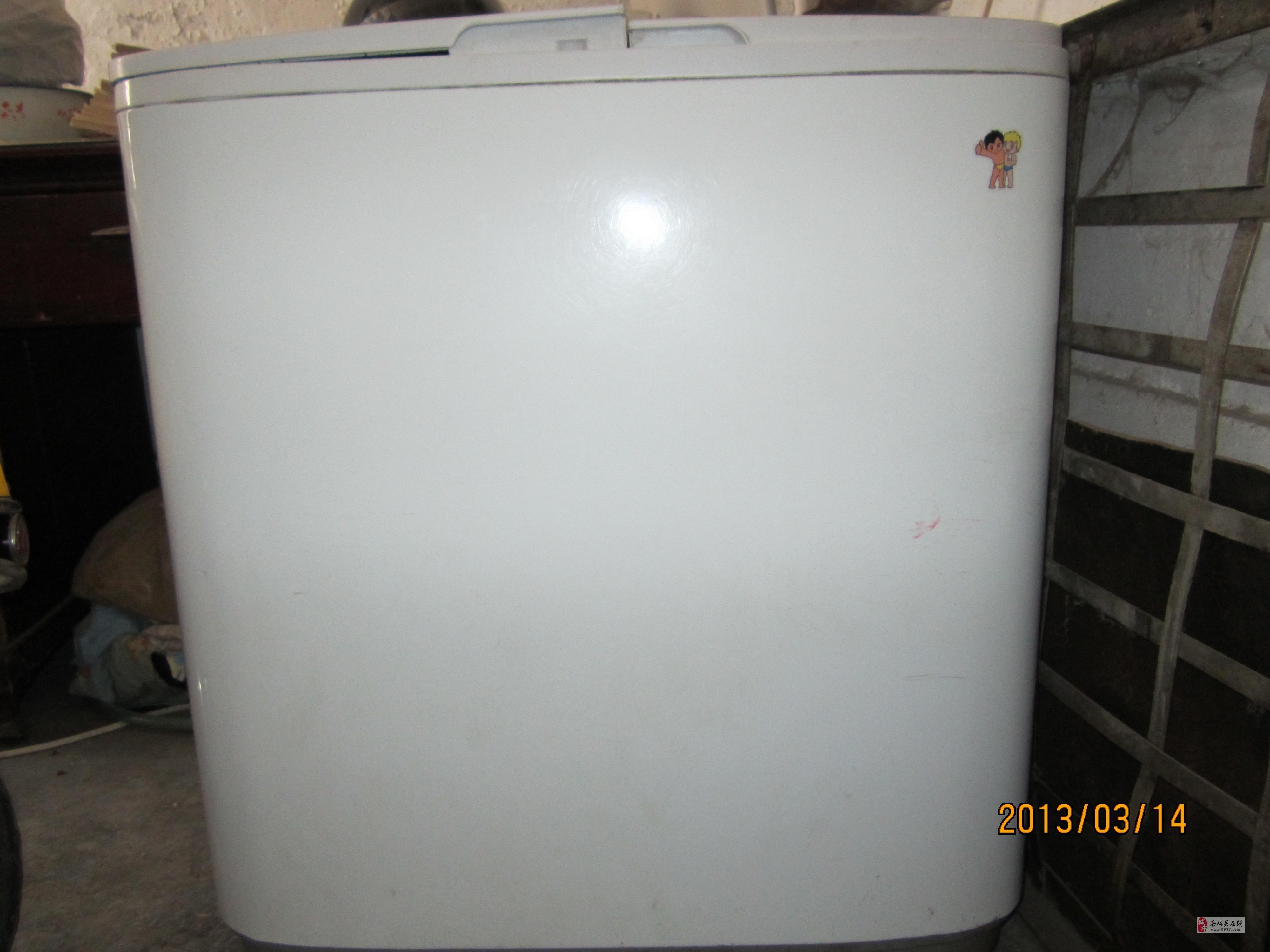 海尔全自动波轮洗衣机急售