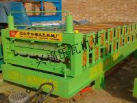 供应高质量彩钢设备机械泊头兴福压瓦机厂