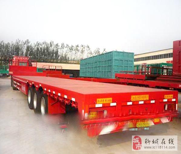 奥龙大货车,半挂,长16.8米,出售
