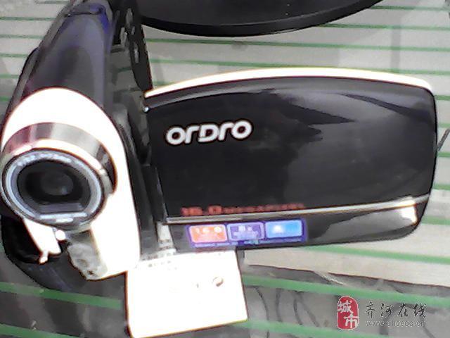 出售九成新歐達DDV-V30數碼攝像機附帶4G卡