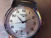 浪琴手表手表