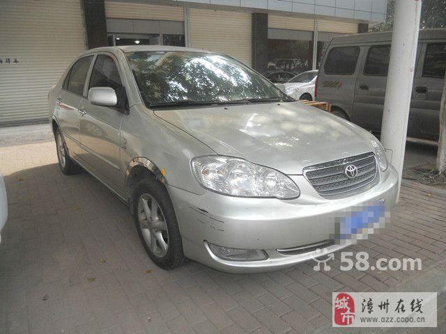 丰田花冠 2007款 1.8MT GLX-i特别版-i特别