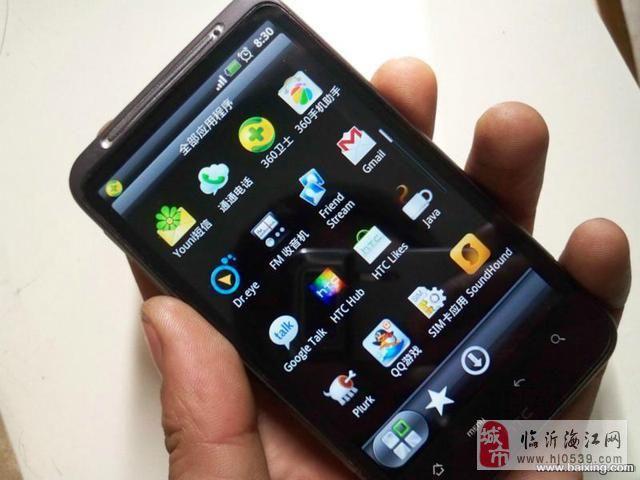 HTC G10,1G处理器,4.3寸屏幕