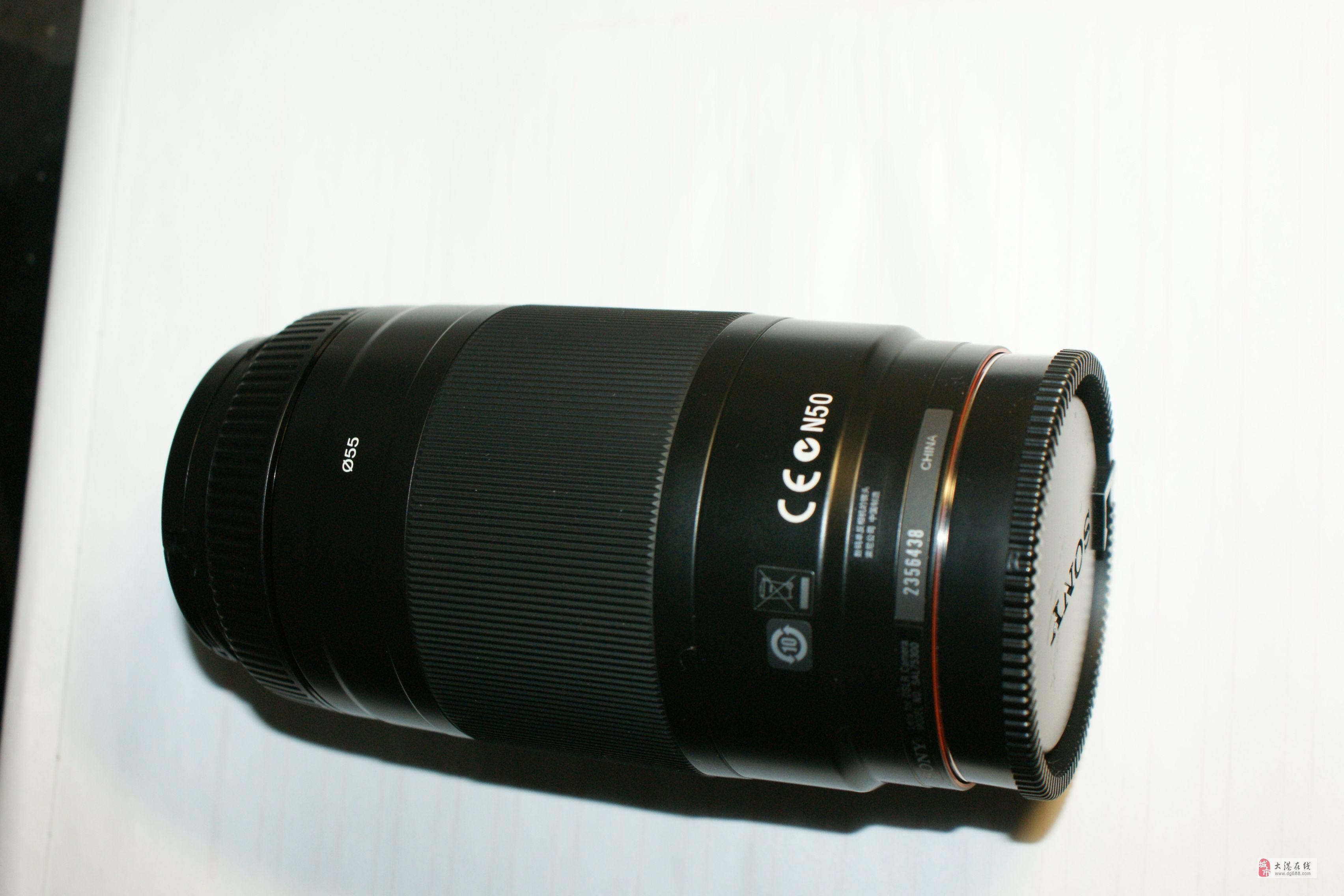 索尼镜头75-300F4.5-5.655