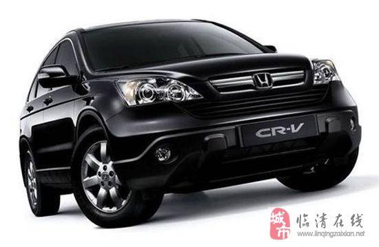 低价出售本田CRV