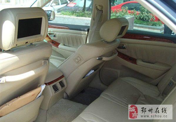 鄂州本地出售丰田皇冠2010款2.9万