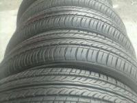 处理一批二手轿车轮胎