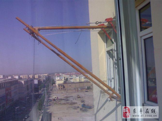 高層裝修吊裝 吊運