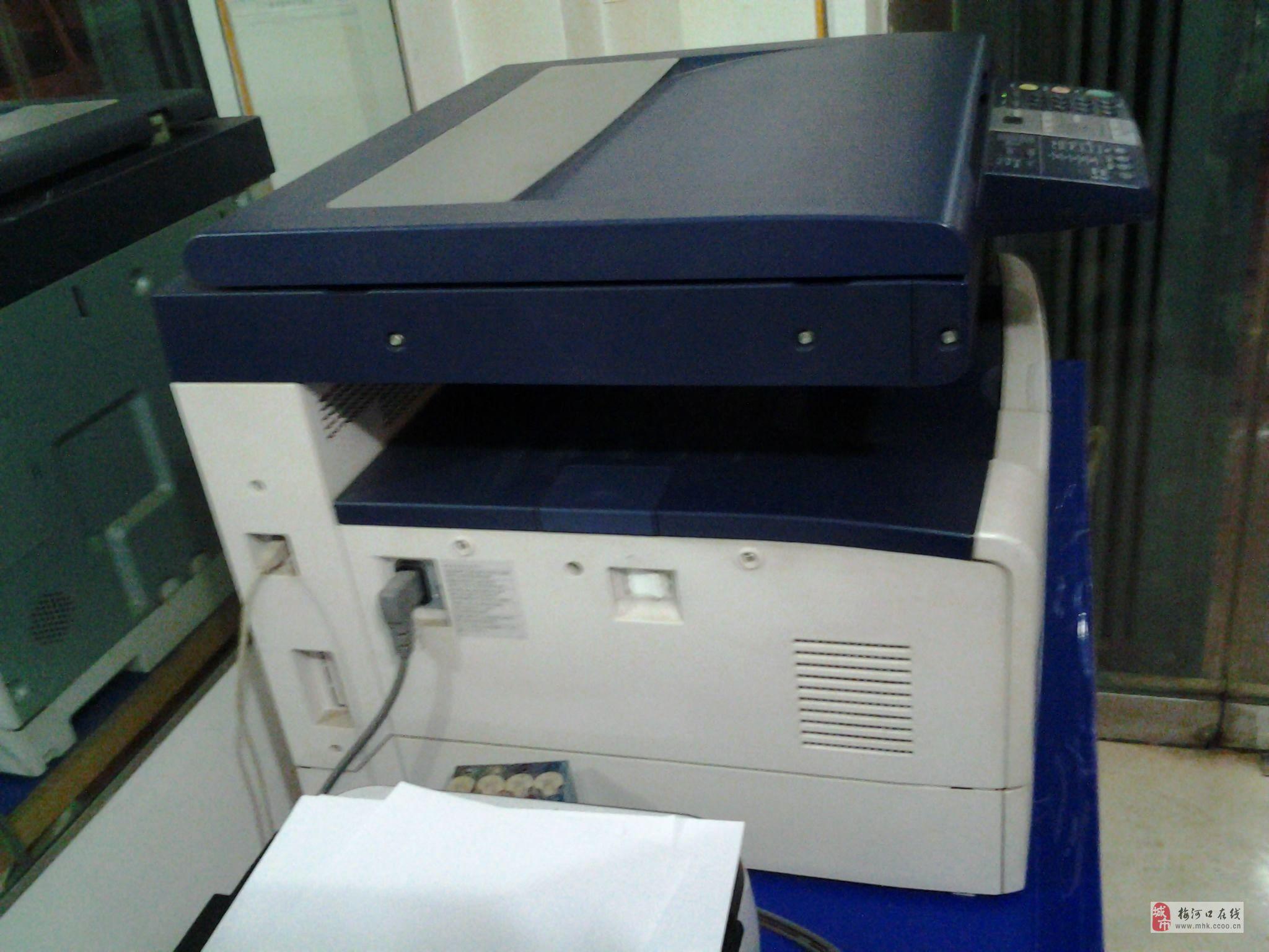 出售東芝9成新復印一體機(帶聯機打印)