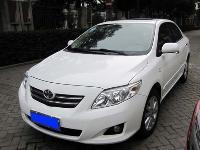 低价出售丰田卡罗拉GL―i 天窗特别版AT